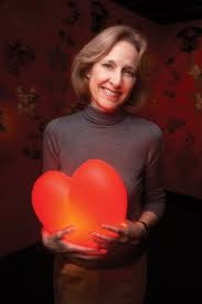 Helen Fisher heart