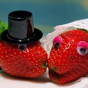 Strawberry Couple