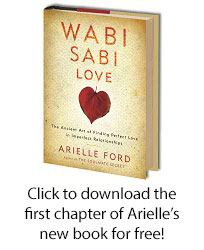 Click to download the first chapter of Wabi Sabi Love for free!