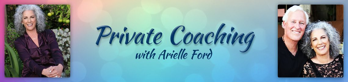 Private Coaching with Arielle Ford